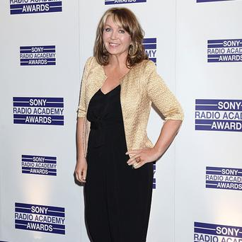 Kirsty Young says she was picked to be a newsreader because of her intellect