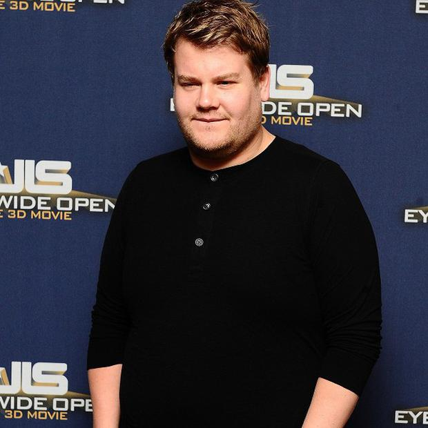 James Corden could feature in a Broadway link-up at the Olivier Awards