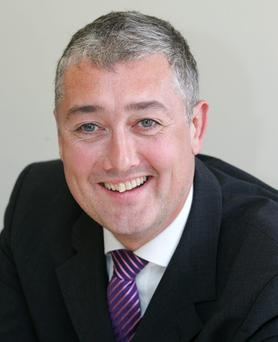 Steve McCutcheon, CEO of recruitment company RPG