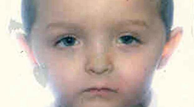 Four-year-old John-Paul Massey died after he was attacked by his family's pet dog in 2009