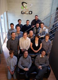 The innovative team at leading web and mobile solutions company GCD Technologies