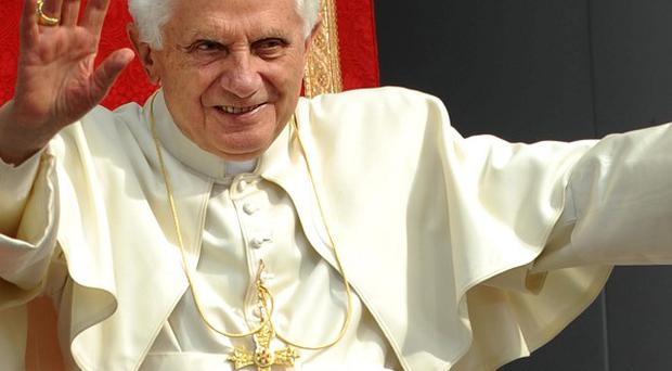 The pope has urged people to think about the value of silence