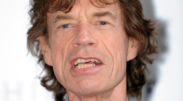 Sir Mick Jagger has pulled out of an event at Davos over being treated as a 'political football'