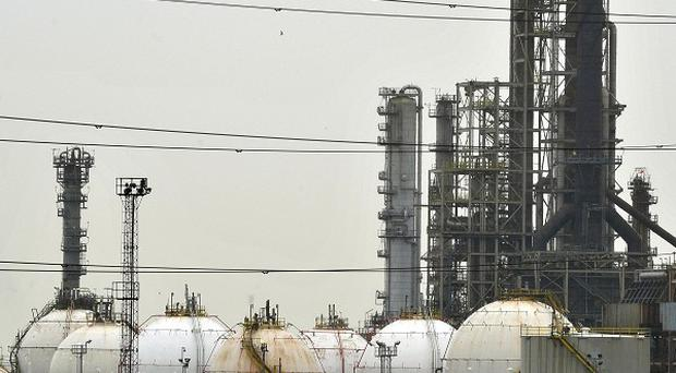 Around 1,000 jobs are at risk at the Petroplus Refinery in Coryton, Essex