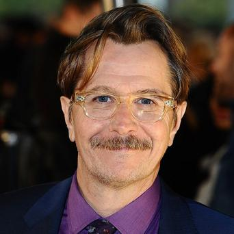 Gary Oldman said he was humbled by the nomination