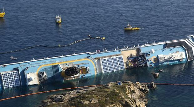 A 16th body has been found inside the Costa Concordia cruise ship (AP)