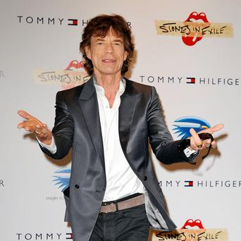 Sir Mick Jagger will attempt to sell Britain at the tea