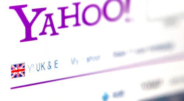 Yahoo has suffered a 13th straight quarter that the company's net revenue has declined from the prior year