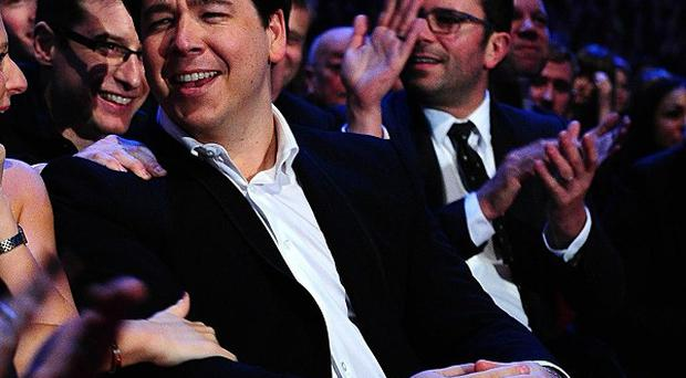 Michael McIntyre won best entertainment programme at the National Television Awards