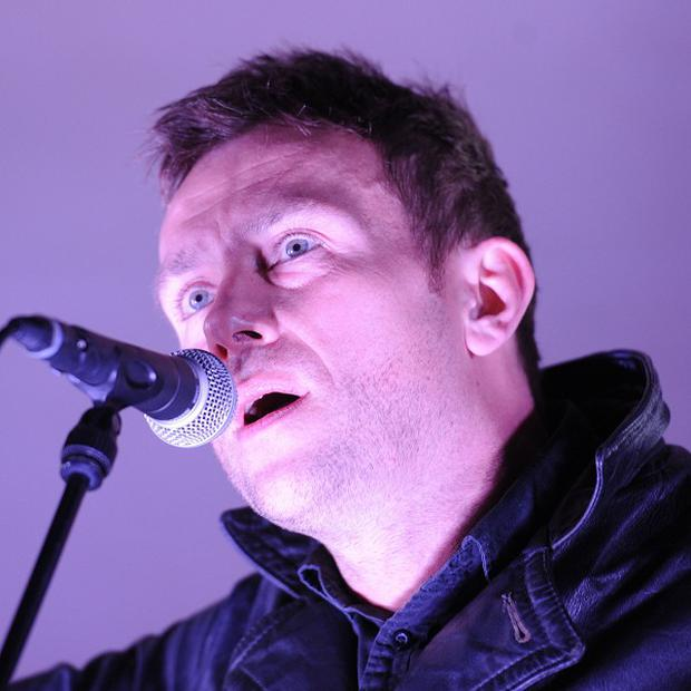 Blur are working a new album with William Orbit