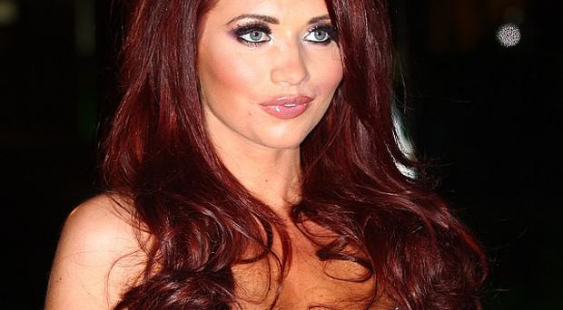 Amy Childs will be dancing for Sport Relief