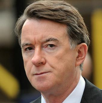 Lord Mandelson says globalisation is 'a source of opportunity and growth'