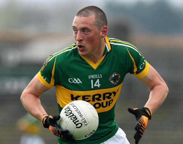 Kieran Donaghy has mixed feelings about Kerry's NFL game against Dublin