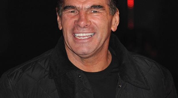 Paddy Doherty had part of his ear bitten off during a fight with his cousin Johnny Joyce, Manchester Crown Court heard
