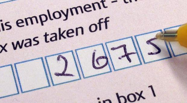 HM Revenue and Customs said no-one filling in their self-assessment tax forms would be disadvantaged by next week's strike action