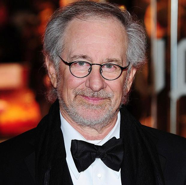 Steven Spielberg says his horses were star performers