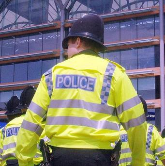 There were 135,838 officers in the 43 police forces in England and Wales at the end of September 2011