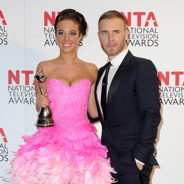 Gary Barlow and Tulisa Contostavlos would both like a return to The X Factor judging panel