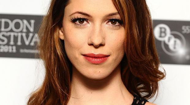 Rebecca Hall learnt a bit of lap-dancing