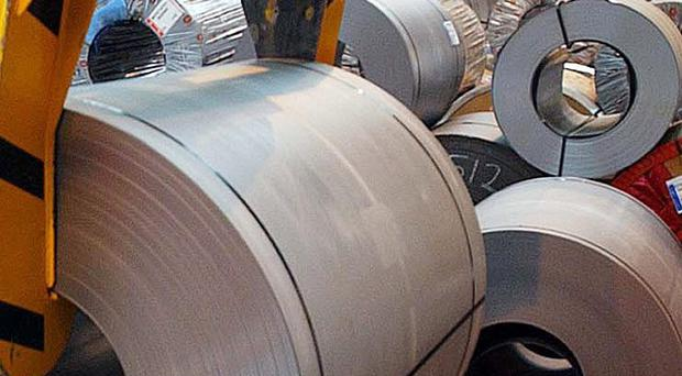 Around 350 workers at the Thamesteel site in Sheerness, Kent, are to be made redundant