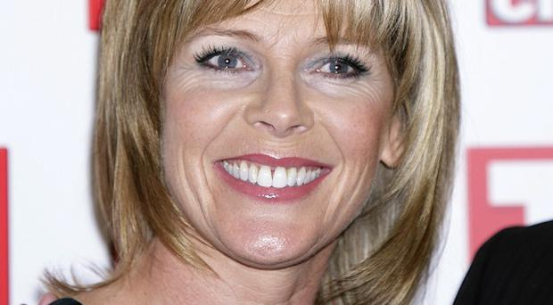 Ruth Langsford stepped in on Loose Women