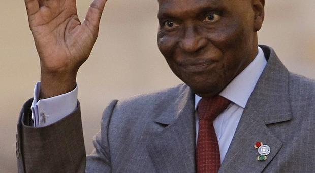 Abdoulaye Wade is to run for a third term as Senegal's president (AP)