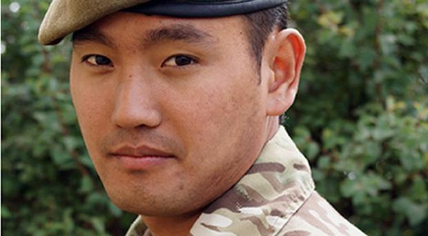 Lance Corporal Gajbahadur Gurung from the 1st Battalion The Yorkshire Regiment died while serving in Afghanistan