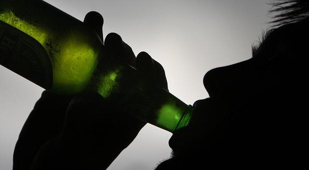 The latest figures revealed that alcohol is responsible for more than 1,300 deaths across the island of Ireland per year