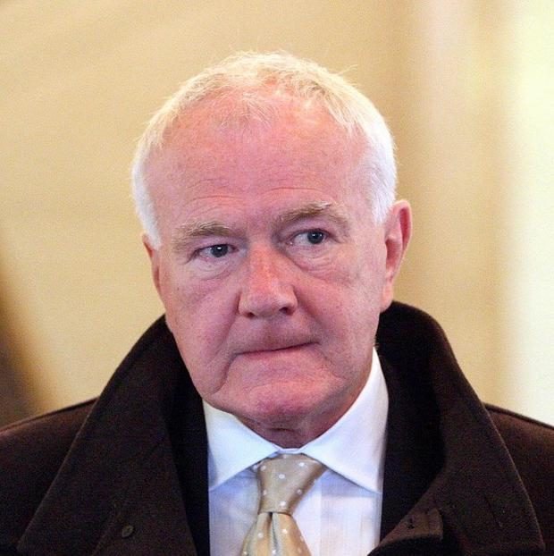 David McNarry has quit the Ulster Unionist Party group in the Assembly