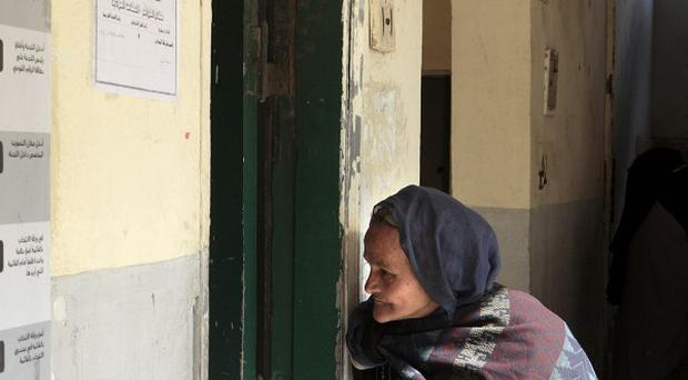 The first stage of elections for the Shura Council in Egypt are taking place in 13 provinces (AP)