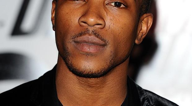 Ashley Walters says it's OK for men to show their emotions