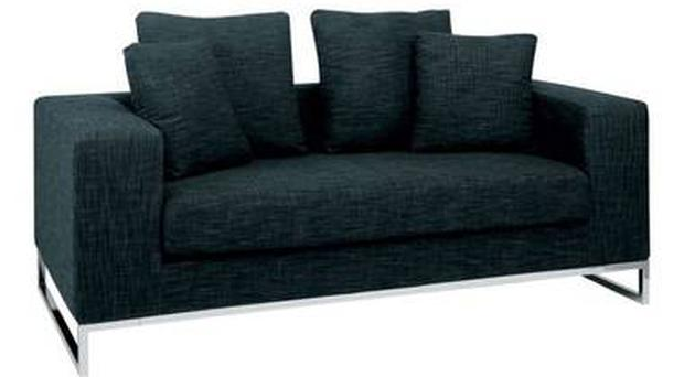 <b>1. Baltic two-seater, Dwell, £699 </b><br/> A geometric design perfect for the contemporary apartment. 0845 675 9090, dwell.co.uk