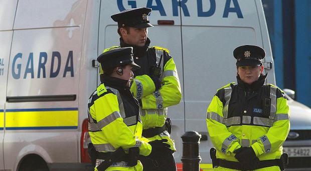 A 25-year-old convicted criminal is being quizzed over the murder of James Ryan in Wexford