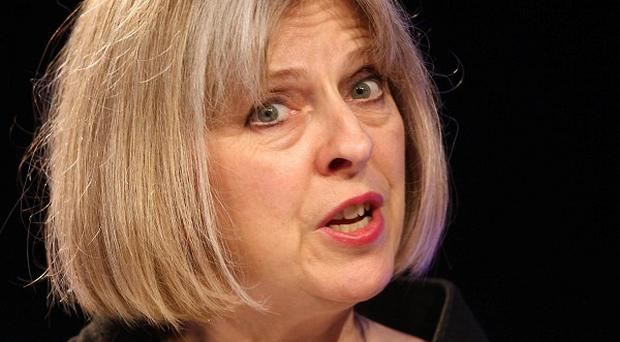 Home Secretary Theresa May said the new National Crime Agency would help tackle cyber crime