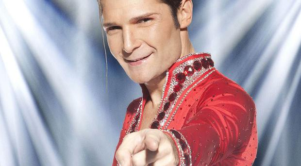Corey Feldman was booted off Dancing On Ice this weekend