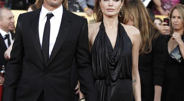 Brad Pitt says he's hoping to work with partner Angelina Jolie again soon