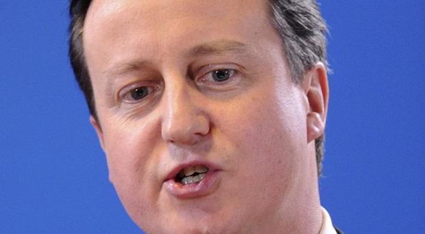 Prime Minister David Cameron said RBS had to show 'proper restraint' in its bonus packages