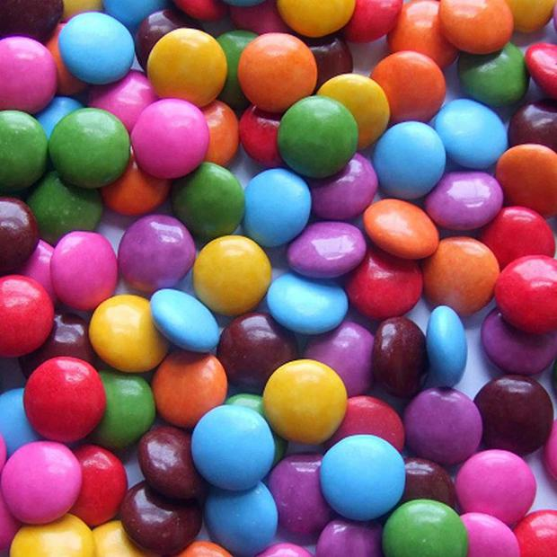 A limited edition tube is marking the 75th anniversary of the creation of Smarties