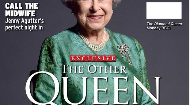 The Queen would not be able to carry out her duties without the Duke of Edinburgh, Prince Harry has told the Radio Times (Radio Times/PA)