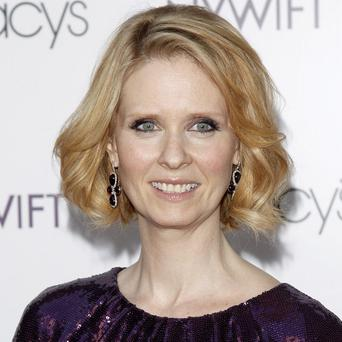 Cynthia Nixon's comments were criticised by some gay rights activists