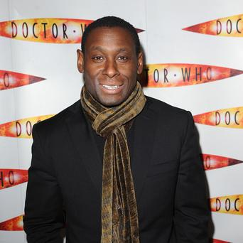 David Harewood thinks there are better black roles in the US