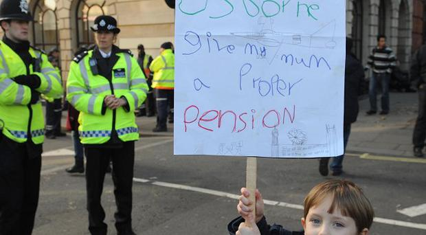 The National Union of Teachers has refused to back the Government's pension reforms
