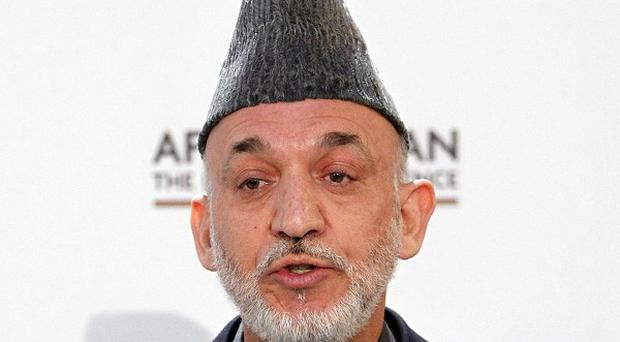 Afghan president Hamid Karzai has ordered all private protection firms to shut down this year