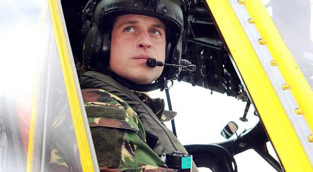 The Duke of Cambridge is being deployed to the Falklands as an RAF search and rescue pilot later this year