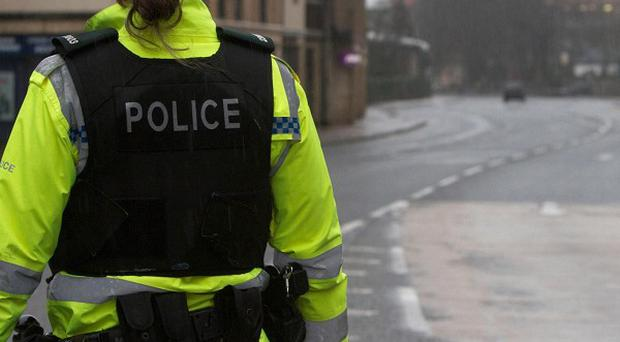 The PSNI is investigating after the body of a man was recovered from a river at the University of Ulster