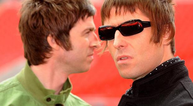 Noel and Liam Gallagher are both up for NME gongs