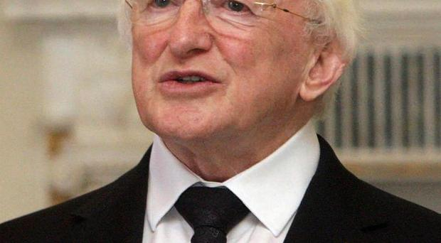 A group of left-wing TDs have threatened to petition Michael D Higgins in a bid to force a referendum on a new EU treaty