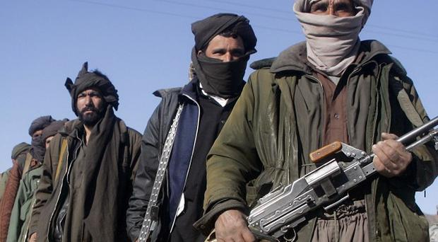 Taliban leaders have denied they are about to hold talks with the Afghan government (AP)