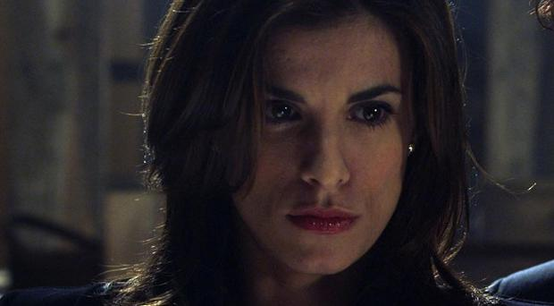 Leverage, starring Gina Bellman, has been a big hit in the US