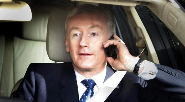 Fall from grace: Fred Goodwin had his knighthood stripped for bringing the banking system into disrepute